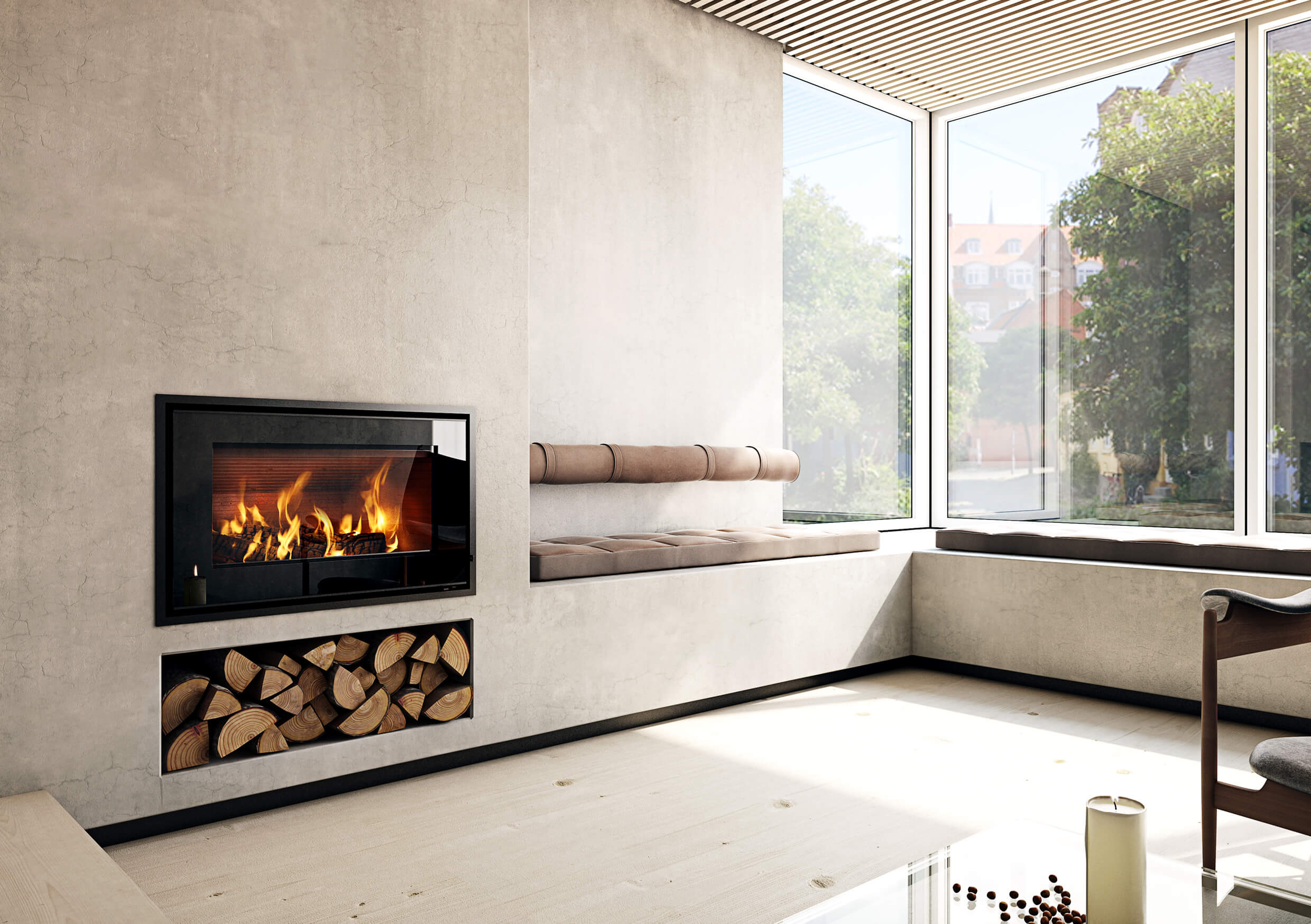 RAIS Wood Stoves - Performance Building Supply